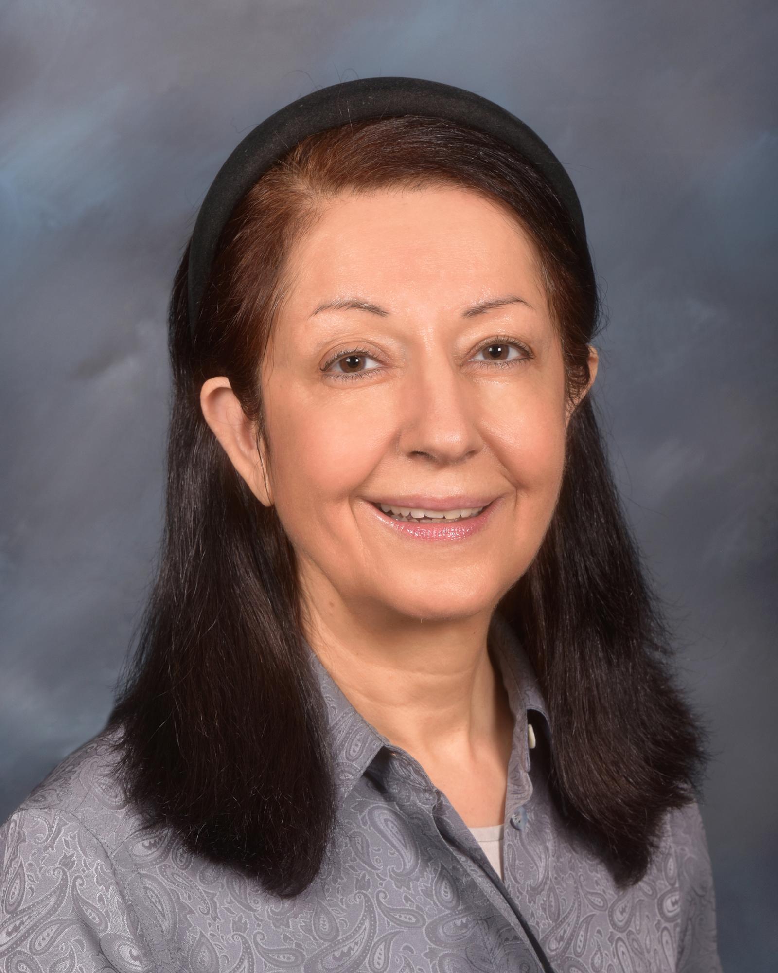 Dr. Homa Bahrami